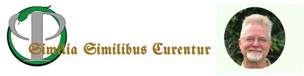 Similia Similibus Curentur - Peter Patzak Logo und Bild